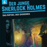 Der junge Sherlock Holmes, Folge 6: Das Rätsel des Diogenes (MP3-Download)