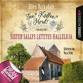 Sister Sallys letztes Hallelulja - Nathalie Ames ermittelt - Tee? Kaffee? Mord!, Folge 19 (Ungekürzt) (MP3-Download)