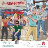 Die Alster-Detektive, Folge 10: Möwenalarm (Ungekürzt) (MP3-Download)