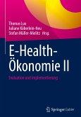 E-Health-Ökonomie II