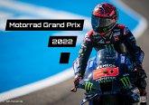Motorrad Grand Prix 2022 - Kalender   MotoGP DIN A3