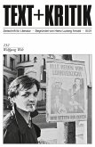 TEXT + KRITIK 232 - Wolfgang Welt (eBook, ePUB)