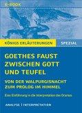 Goethes Faust zwischen Gott und Teufel. (eBook, PDF)
