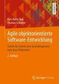 Agile objektorientierte Software-Entwicklung (eBook, PDF)
