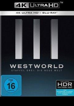 Westworld - Staffel 3: Die neue Welt