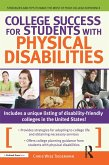 College Success for Students With Physical Disabilities (eBook, ePUB)