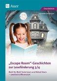 Escape-Room-Geschichten zur Leseförderung 3/4