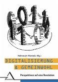 Digitalisierung & Gemeinwohl