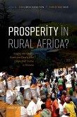 Prosperity in Rural Africa? (eBook, PDF)