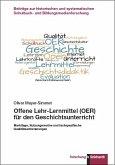 Offene Lehr-Lernmittel (OER) für den Geschichtsunterricht (eBook, PDF)