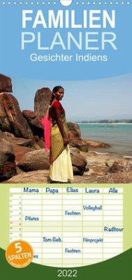 Gesichter Indiens (Wandkalender 2022 , 21 cm x 45 cm, hoch)