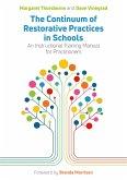 The Continuum of Restorative Practices in Schools