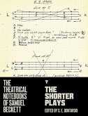 Shorter Plays: Theatrical Notebooks