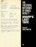 Krapp's Last Tape: Theatrical Notebooks