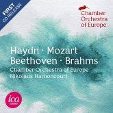 Haydn,Mozart,Beethoven Und Brahms