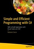 Simple and Efficient Programming with C# (eBook, PDF)