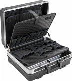 B&W Profi Case Type Flex 120.03/P Schwarz Werkzeugkoffer