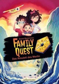 Family Quest (Mängelexemplar) - Bleckmann, Daniel
