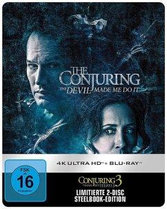 Conjuring 3: Im Bann des Teufels Limited Steelbook