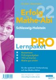 Erfolg im Mathe-Abi 2022 Lernpaket 'Pro' Schleswig-Holstein