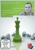 Calculation Training in Attack & Defence Vol.1, DVD-ROM
