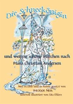 Die Schneekönigin und weitere schöne Märchen aus aller Welt (eBook, ePUB)