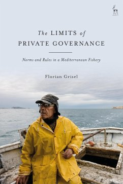 The Limits of Private Governance (eBook, PDF) - Grisel, Florian
