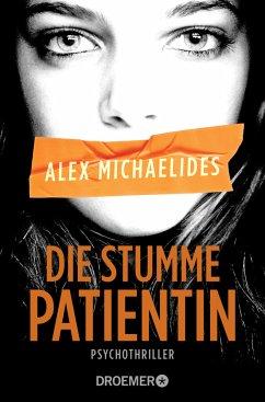 Die stumme Patientin (Mängelexemplar) - Michaelides, Alex