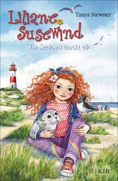Ein Seehund taucht ab / Liliane Susewind Bd.13 (Mängelexemplar) - Stewner, Tanya