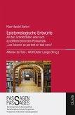 Epistemologische Entwürfe (eBook, PDF)