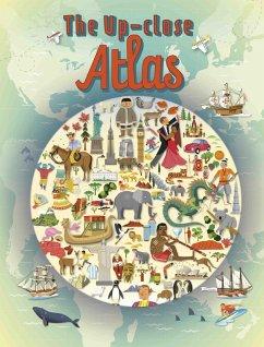 The Up-close Atlas (eBook, ePUB) - Rockett, Paul