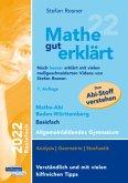 Mathe gut erklärt 2022 Basisfach Baden-Württemberg Gymnasium