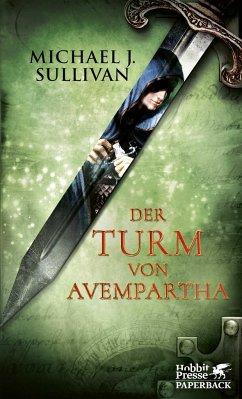 Der Turm von Avempartha / Riyria Bd.2 (Mängelexemplar) - Sullivan, Michael J.
