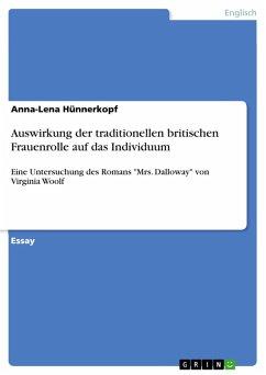 Auswirkung der traditionellen britischen Frauenrolle auf das Individuum (eBook, PDF)