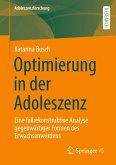 Optimierung in der Adoleszenz
