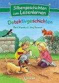 Silbengeschichten zum Lesenlernen - Detektivgeschichten (eBook, ePUB)