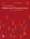 Encyclopedia of Behavioral Neuroscience (eBook, PDF)