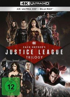 Zack Snyder's Justice League Trilogie