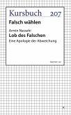 Lob des Falschen (eBook, ePUB)
