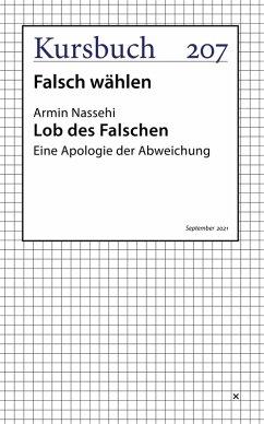 Lob des Falschen (eBook, ePUB) - Nassehi, Armin
