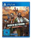 Disco Elysium - The Final Cut (Playstation 4)