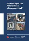 Empfehlungen des Arbeitskreises Geomesstechnik (eBook, PDF)