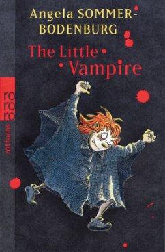 The Little Vampire (Mängelexemplar) - Sommer-Bodenburg, Angela