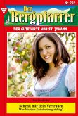 Der Bergpfarrer 292 - Heimatroman (eBook, ePUB)
