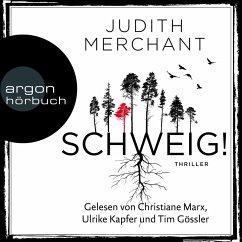 SCHWEIG! (Ungekürzt) (MP3-Download) - Merchant, Judith