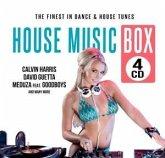 House Music Box (4er-Cd-Set)