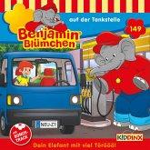 Benjamin Blümchen - Folge 149: Auf der Tankstelle (MP3-Download)