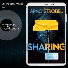 Sharing - Willst du wirklich alles teilen? (Gekürzt) (MP3-Download) - Strobel, Arno