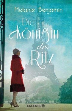 Die Königin des Ritz (Mängelexemplar) - Benjamin, Melanie