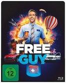 Free Guy Steelbook